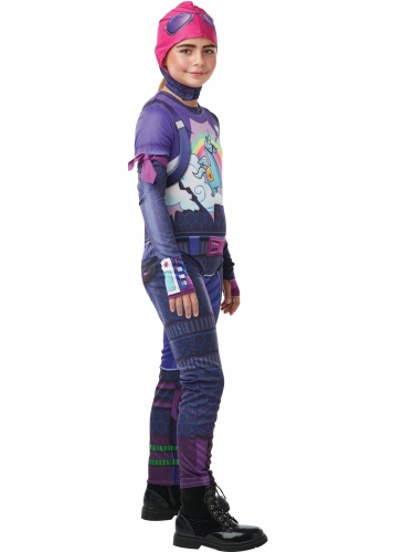 Brite Bomber från Fortnite™ - Maskeradkläder för tonåringar-1