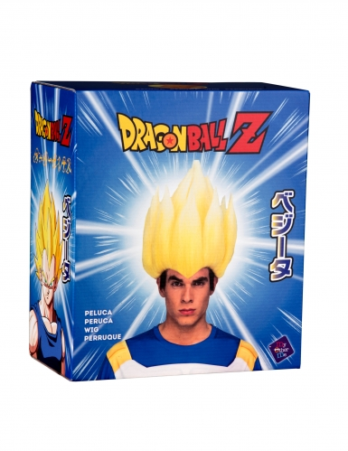 Dragon Ball Super Saiyan Vegeta™ peruk vuxen-1