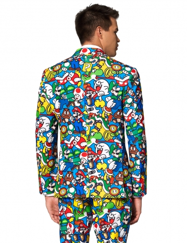 Opposuits™ herr Super Mario vuxen-1