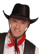 Svart cowboyhatt vuxna