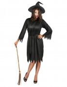 Svart häxa - Utklädnad för vuxen till Halloween 81caacda9c2cd