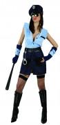 Polis - utklädnad kvinna