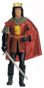 Kung av lejongrottan - Medeltida maskeraddräkt för vuxna