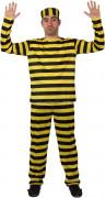 Fånge - utklädnad