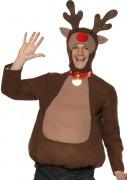 Renen Rudolf - Juldräkt för vuxna