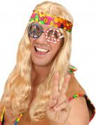 Hippieglasögon Amerika