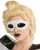 Lady Gagas™ glasögon - Maskeradtillbehör