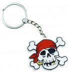 Nyckelring pirat