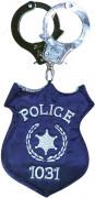 Väska polisbricka