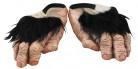 Schimpansfötter med päls Vuxen
