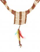 Indianens pärlor - Indianhalsband till maskeraden