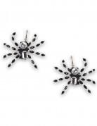 Spindelörhängen Halloween