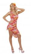 Hawaiiklänning med palmmotiv