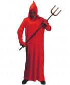 Röd demon - utklädnad vuxen Halloween