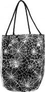 Väska spindelväv Halloween