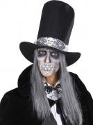 Fluga med  Skelett  Halloween vuxen