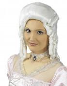 Barockt halsband i vit spets för vuxna