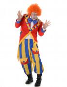 Clown-utklädnad vuxen