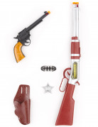 Sheriff kit Leksaksvapen