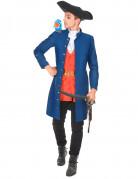 Piratkaptenen och hans papegoja - Maskeradkläder för vuxna