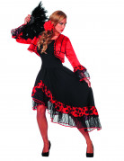 Lyxig flamenco dansare - Maskeradkläder för vuxna