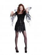 Svart ängel - utklädnad vuxen Halloween