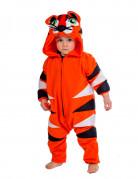 Tigerdräkt barn - Premium