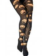 Pumpa strumpbyxor - Halloweentillbehör för vuxna