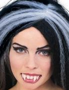 Vampyrtänder med klister - Halloweentillbehör