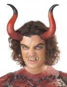 Demonens horn och tänder - Kit för vuxna till Halloween