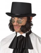 Gentlemannens polisonger - Mörkbruna maskeradtillbehör