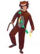 Lustig apa - Maskeraddräkt för vuxna