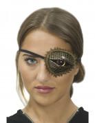 Draköga - Ögonlapp till maskeraden i steampunkstil