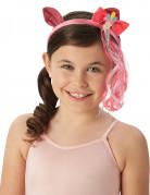 Pinkie Pie™ diadem med slinga och rosett från My Little Pony™
