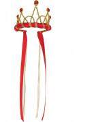 Röd drottningkrona