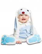 Lyxig kaninunge med napp - Maskeraddräkt för bebisar