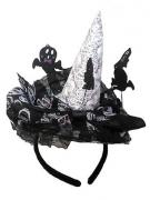 Spöken och skelett - Minihatt till Halloween